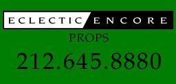 2017 - Eclectic/Encore Props Boom Box Ad