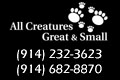 2017 - All Creatures Great & Small Button Ad