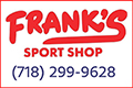 Frank's Sport Shop Button 2018