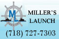 2017 - Miller's Launch Homepage Button Ad