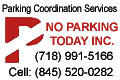 2017 - No Parking Today Button Ad