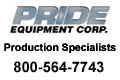 2017 - Pride Equipment Corp. Button Ad